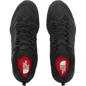 The North Face Hedgehog Hike II WP Shoes Men, TNF black/zinc grey